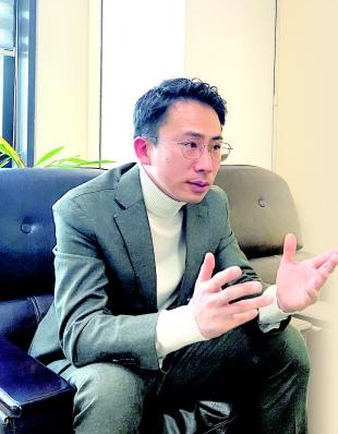 ▲ 자유한국당 인재영입 3호로 당에 입당한 남영호 탐험가는 최근 본사 서울본부에서 인터뷰를 가졌다.