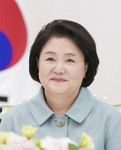 ▲ 김정숙 여사