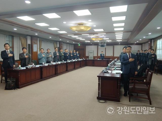 ▲ 14일 도는 도청 신관2층 소회의의실에서 'K-CLOUD 빅데이터산업 추진협의회 위촉식'을 개최했다.