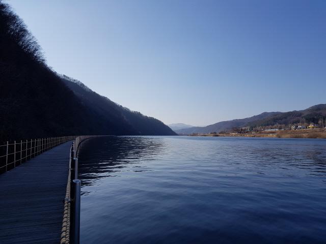 북한강 산소길