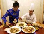 '중국식 냉면' 점심메뉴로 '으뜸'