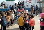 속초 동명 YMCA 어린이 해경 방문