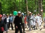 오대산 천년의 숲길 걷기대회