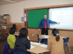양구고 지역민 영어회화교육