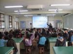 삼척경찰서 교통사고 예방 교육