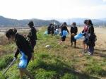 양양 4-H연합회 환경정화 활동
