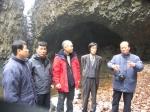 창조한국당 도당 한탄강댐 건설 예정지 답사