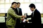 양구중·고 총동문회장 장학금 기탁