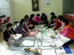 태백 여성의용소방대 봉사
