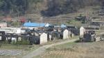 폐광 사택 방치 마을 황폐화