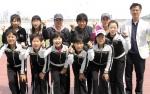 해오름 여성축구단 성공대회 한 몫