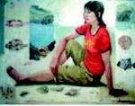 동북아 5개국 그림 '한자리'
