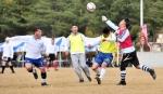 강원도 민관군 친선축구대회