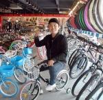 [착한가게] 춘천 자전거 박필종  대표
