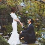 배우 배용준·박수진 비공개 결혼