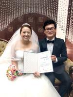 박희철·홍미진씨, 나눔결혼식 8호 커플
