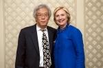 미 대선 힐러리 후보의 '그림자'