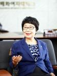 [데스크가 만난 사람] 김숙자 배화여자대학교 총장