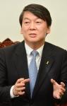 [대권주자에게 듣는다] 2. 안철수 전 국민의당 대표