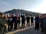 이순선 인제군수 빙어축제장 점검