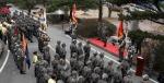 육군 8군단 대통령 부대표창 수상 기념식