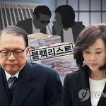 '블랙리스트' 김기춘·조윤선 재판 첫 절차 28일 개시