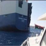한국차 5천대 실은 화물선, 리비아 억류됐다 나흘 만에 풀려나