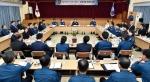 최종헌 강원경찰청장 홍천경찰서 방문