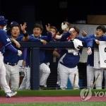 '손아섭 4안타' 한국 WBC 대표팀, 쿠바에 2연승