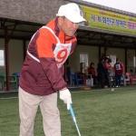 화천군 장애인 게이트볼 대회