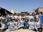 효자2동 봉사단 연탄 배달 봉사
