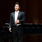 강원성악학회 한국 가곡의 밤 공연