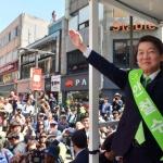 """안철수 """"도민 지지가 대한민국 미래 바꿀것"""""""
