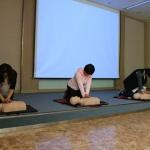 영월소방서, 영월돌봄센터 소방안전교육