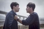 두 남자 불꽃 튀는 연기 대결 여름 극장가 접수
