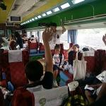 신철원초교 코레일 교육열차 체험활동