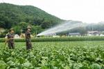 홍천 11사단 급수지원