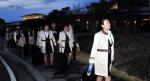 북한 역도선수단 10월 강원도 방문 관심