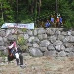 속초 자율방재단 계곡 구조훈련