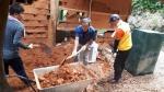 화천자원봉사센터 충북 수해 복구활동