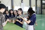 육군 15사단, 서울 성보중학생 초청 병영체험 행사