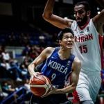 한국, 이란에 분패…아시아컵 남자농구 결승행 좌절
