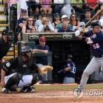 박병호, 트리플A에서 8일 만에 홈런…시즌 11호