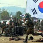 북한군 남하 3일간 저지한 춘천지구전투 재연