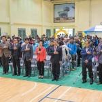 장애인 및 가족 건강걷기 행사