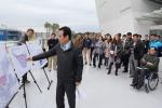 동계올림픽·패럴림픽 조직위 현장 점검