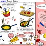 [K-water 인제영어마을] 요리만화로 배우는 영어 (27)
