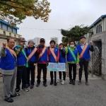 약사명동 바살위 폭력 예방캠페인