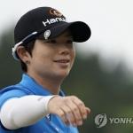 지은희, 8년만에 LPGA 투어 우승…대만 챔피언십 제패