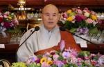 불교조계종 총무원장 자승스님 퇴임